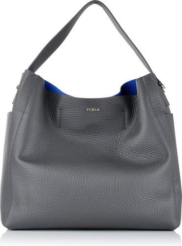 Kožená kabelka značková Furla sivá 6fur-01-5-060-k02 - Glami.sk b0b3d6e6ff5