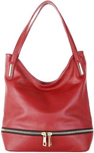 20d845702e TALIANSKE Talianska kožené kabelky na rameno Stefania - Glami.sk