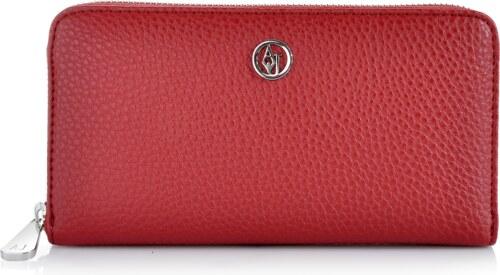 Značková peňaženka Armani Jeans červená 6aj-01-7-025 - Glami.sk be5b53e8b08