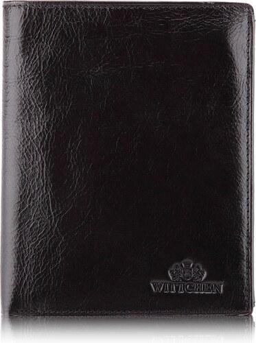 a15e91e66e Značková peňaženka Wittchen čierna 6wit-02-7-112-k01 - Glami.sk