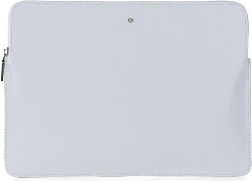 08fd789599 Kožené značkové puzdro na tablet Wojewodzic biele 3GD33 LY17 - Glami.sk