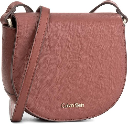 33af90c24 Kabelka CALVIN KLEIN BLACK LABEL - Marissa Saddle Bag K60K603650 227 ...