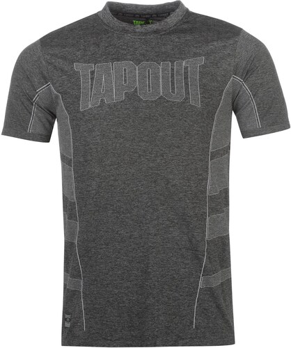 300c205dbdc9 Triko Triko Tapout Active Panel T Shirt pánské Black - Glami.sk
