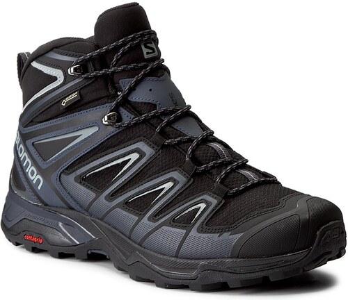 Trekingová obuv SALOMON - X Ultra 3 Mid Gtx GORE-TEX 398674 33 V0 Black d00cc51aeeb