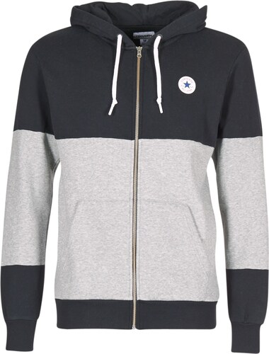 c68526f756f Converse Mikiny CORE COLORBLOCK FULL ZIP HOODIE Converse - Glami.cz