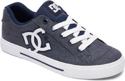 DC Shoes Boty DC Chelsea TX chambray - Glami.cz 92b734c892