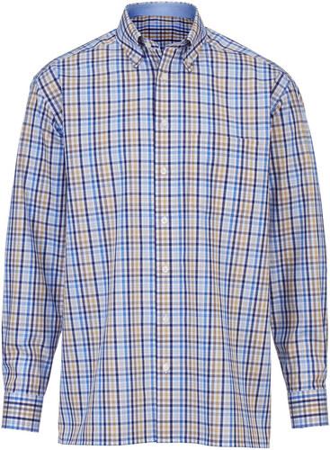 739ce1fb9c Károvaná košeľa hnedá károvaná - Glami.sk