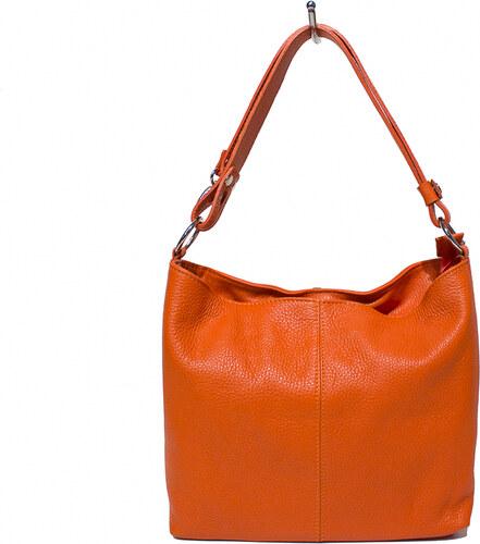 ea3253a2a089 Diva Természetes bőr Narancssárga Kézi cod. BS15207-Orange - Glami.hu