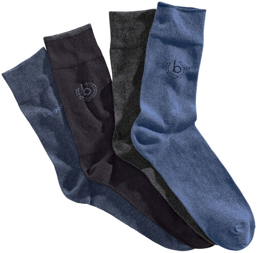 Ponožky Bugatti 2x džínsová f4e7130e61