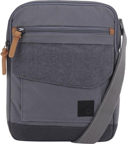 Sivá pánska crossbody taška na tablet Case Logic LoDo - Glami.sk 173a5b1d54