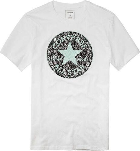 Tričko Converse Cp Knit Texture Fill Logo Grey White - Glami.sk 7d93a2c5ce5