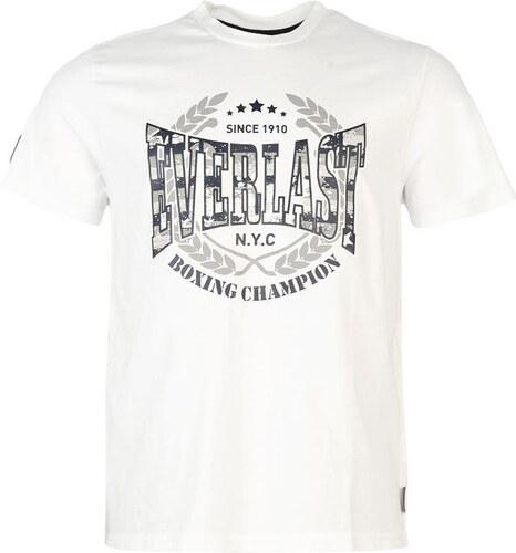 Everlast Printed férfi póló - Glami.hu 5208befd2e