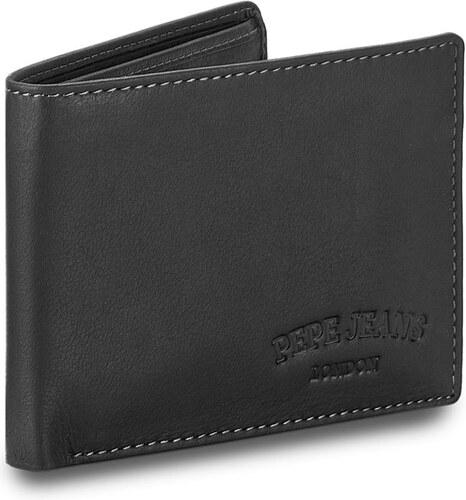 Nagy férfi pénztárca PEPE JEANS - Wallet Jack 7573251 Black - Glami.hu 17451bd6a6