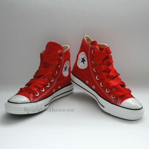 Converse Converse Chuck Taylor All Star M9621 SparkleS Red Clear M9621 f4f56a95c6