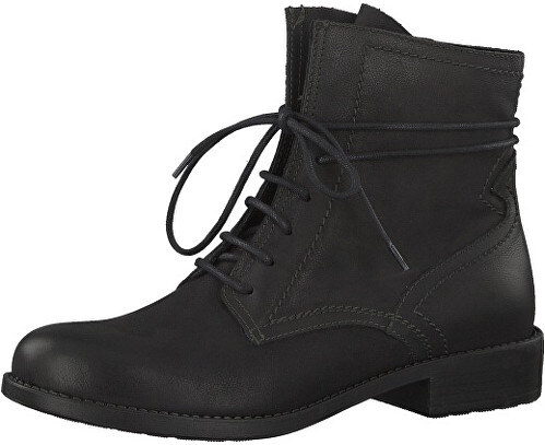 Tamaris Elegantní dámské kotníkové boty 1-1-25111-29-001 Black ... 398ae88865