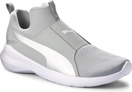 Sportcipő PUMA - Rebel Mid Wns 364539 04 Quarry Puma Silver - Glami.hu 44ace27ce7