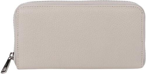 Krémová kožená veľká peňaženka ZOOT - Glami.sk 1dfc451f5dc