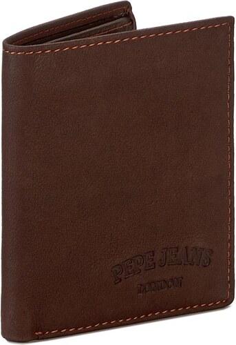 ca9429032e8 Malá Pánska Peňaženka PEPE JEANS - Jack 7571152 Brown - Glami.sk