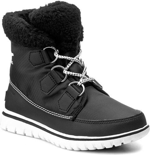 Sněhule SOREL - Cozy Carnival NL2297 Black 011 - Glami.cz 35c34501ac
