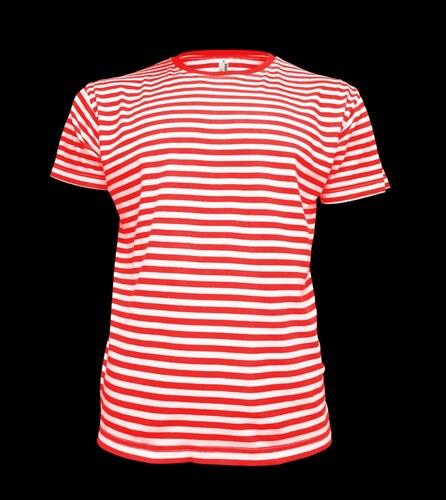 d7e33000e Alex Fox Pánské námořnické tričko - Glami.cz
