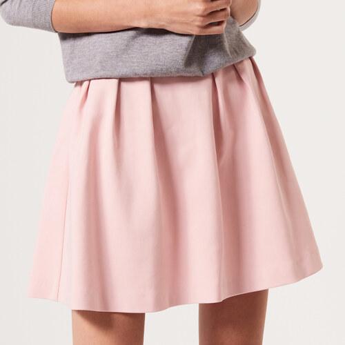 d5d04bbe461 Mohito - Rozšířená sukně - Růžová - Glami.cz