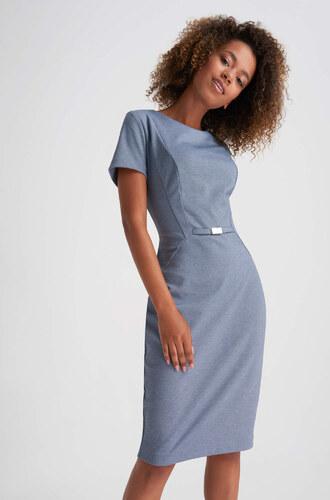 89a0917c544f Orsay Puzdrové šaty s krátkymi rukávmi - Glami.sk
