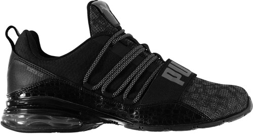 c00c7bb41cf Puma Cell Pro Limit Running Shoes Mens Black Grey - Glami.cz