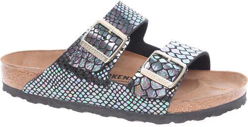 f7f54ed0469d Dámské pantofle Birkenstock Arizona 1003462 černá-multi 1003462 ...