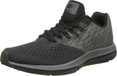 reputable site 860af 1cdc0 Nike Zoom Winflo 4, Chaussures de Running Homme, Marron (Anthracite Noir Grisfoncé),  44.5 EU