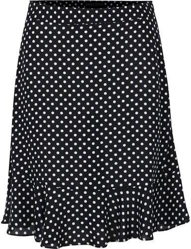 f3eb4c582bc8 Černá puntíkovaná sukně Dorothy Perkins
