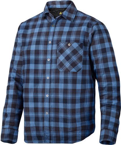 Košile zateplená RuffWork modrá Snickers Workwear - Glami.cz 10e970a55b