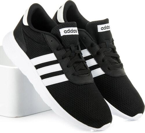 838a098592 Klasické čierne pánske tenisky Adidas lite racer - Glami.sk