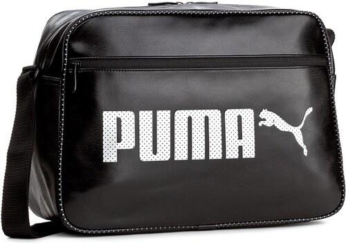 c0c22fb953ac Geantă PUMA - Campus Reporter 074534 01 Puma Black - Glami.ro