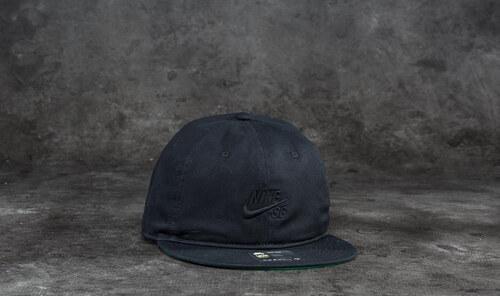 24e4711fa3d3c Nike SB Vintage Cap Black  Pine Green  Black  Black - Glami.sk