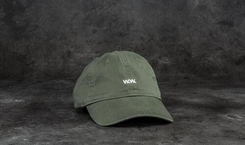 d0a831ab787 WOOD WOOD Low Profile Cap Dark Green - Glami.sk