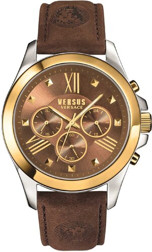2eb04263f Versus by Versace SBH030015 Lion Mens Watch Chronograph - Glami.sk