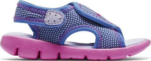 Nike Sunray Adjust 4 Td fialová EUR 23 9d1dc1949e