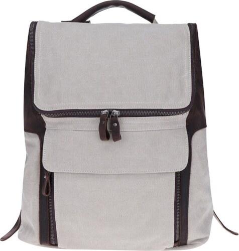8f985957c9 Béžový batoh Urban Bag - Glami.sk