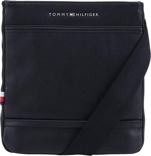 Čierna pánska crossbody taška Tommy Hilfiger The City - Glami.sk 40a3c079325