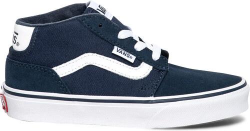 Ricosta Nippy, Sneakers Basses Garçon, Bleu - Blue (Enzian/Weiss 150), 20 EU (4 Child UK)