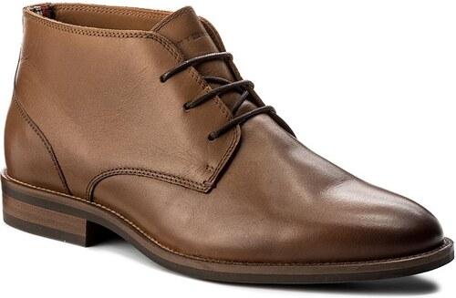 -40% Outdoorová obuv TOMMY HILFIGER - Daytona 2A FM0FM00721 Winter Cognac  906 156d0e260c2