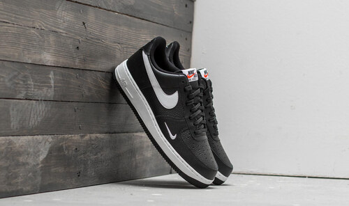 eb365e48bdd Nike Air Force 1 Black  White-White - Glami.cz
