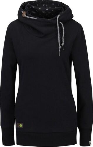 Čierna dámska mikina s kapucňou Ragwear Chelsea Beat Organic - Glami.sk 754d30f87b6