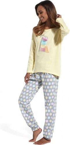 CORNETTE Női pizsama 625 124 Time to rest - Glami.hu 6788e60b2b