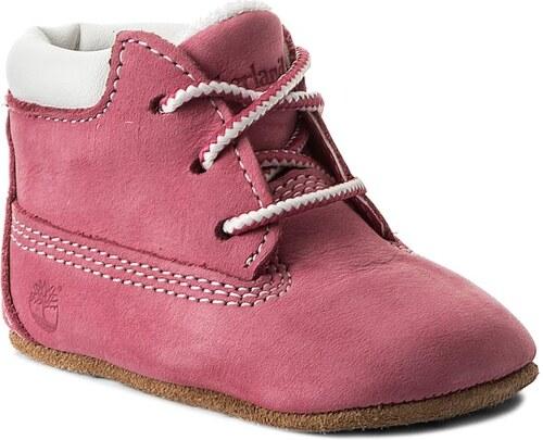 Kotníková obuv TIMBERLAND - Crib Bt W Hat 9680R TB09680R6611 Pink Pink 5e327e2cb43