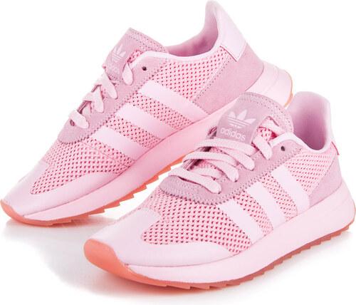 2d2cf4993c960 Klasické růžové dámské tenisky Adidas - Glami.cz