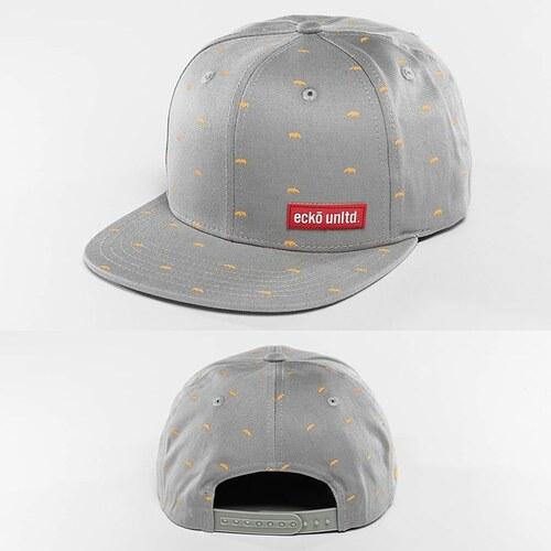 03e16d0959d Ecko Unltd. Capstar Snapback Cap Grey - Glami.cz