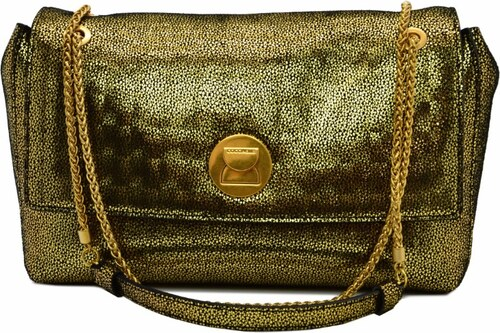Kožená kabelka COCCINELLE LIYA 3D - Glami.cz 410412166cf