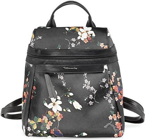 Tamaris Elegantní dámský batoh Ava Backpack 2431172-098 Black comb ... 34e244fbe2