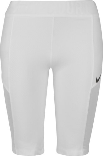 Nike Power 11 Inch Tennis Shorts Ladies White - Glami.cz 10f781a588